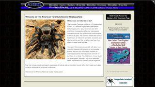 American Tarantula Society