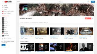 My youtube