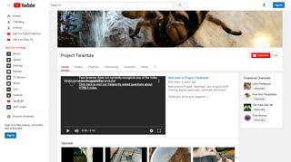 Project Tarantula