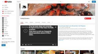 Gorby Exotics