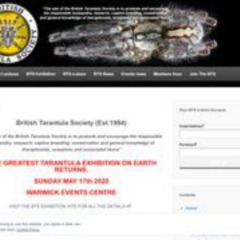 British Tarantula Society