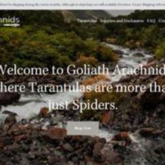 Goliath Arachnids