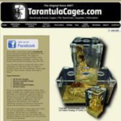Tarantula-cages.com