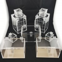 Assorted enclosures
