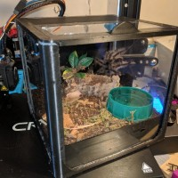 3D printed Enclosure