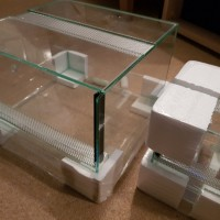 New enclosures from the spider shop UK